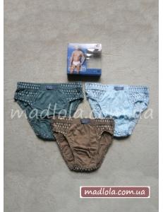 Мужские слипы Natural Club MSB-415 (3 шт. в упаковке)
