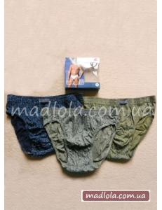 Мужские слипы Natural Club MSB-424 (3 шт. в упаковке)