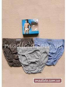 Мужские слипы Natural Club TM-127 (3 шт. в упаковке)