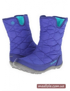 Подростковые полусапоги Columbia Youth Minx Slip Omni Heat WP Winter Boot  BY1329-545