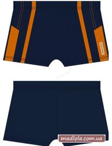 Купальные шорты для мальчика Sesto Senso BDT-630