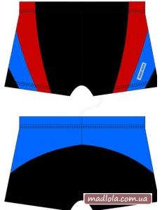 Купальные шорты для мальчика Sesto Senso BDT-631